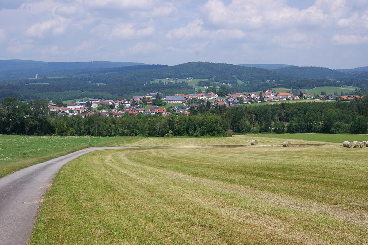 Wandern in Jandelsbrunn