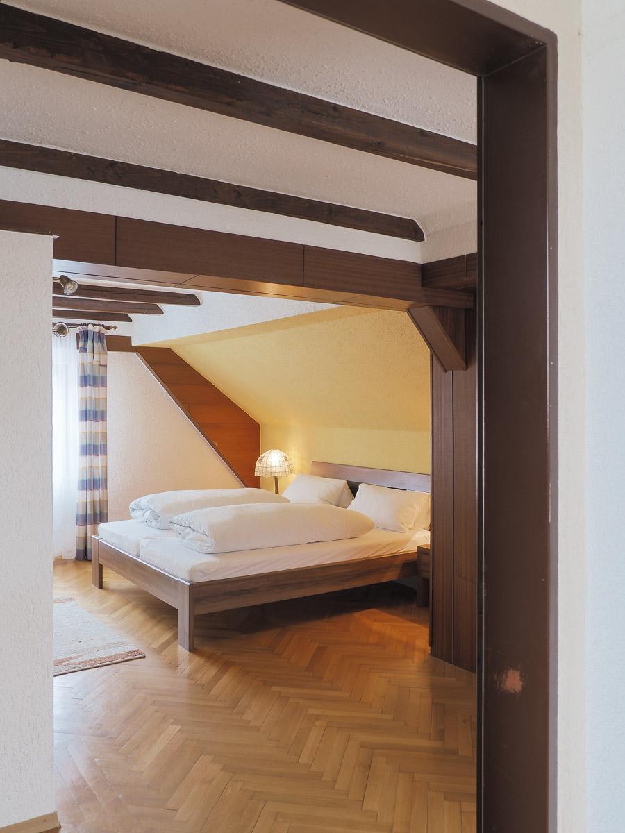 Zimmer im Bayerischen Wald